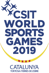CSIT World Sports Games Tortosa 2019