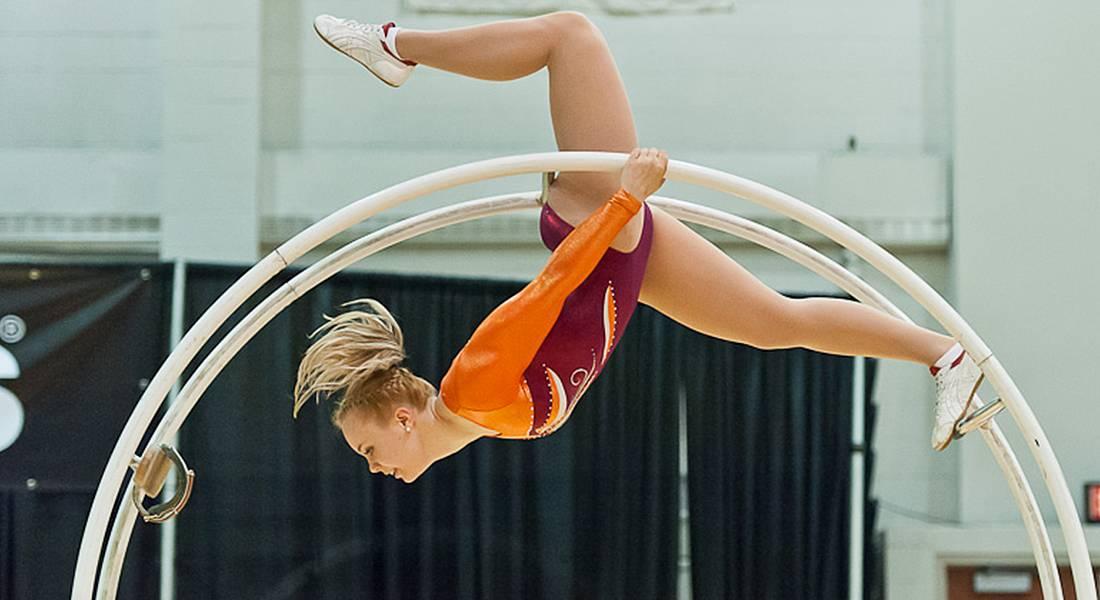 wheel gymnastics